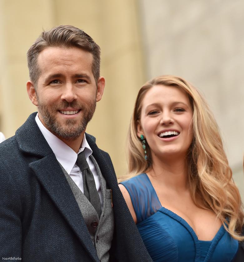 De ez van, ha Ryan Reynolds csillagot kap.
