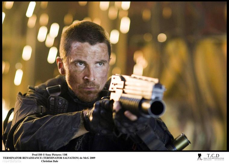 Christian Bale2009-ben a Terminátor: Megváltás forgatásán fakadt ki elég durván, mert az egyik filmes besétált a jelenetbe