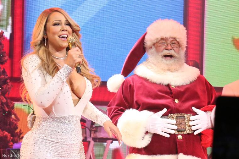 Szettekre bontva láthatja Mariah Carey koncertjének pillanatait