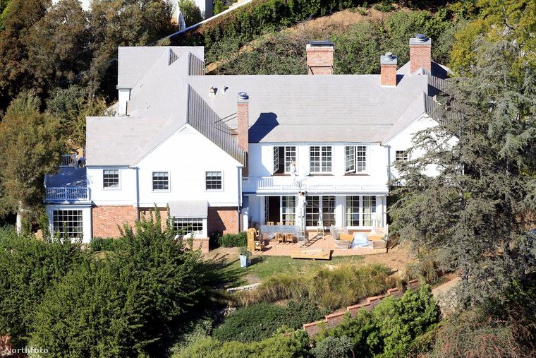 Egy 12 millió dolláros, Gerard Colcord által tervezett ingatlan