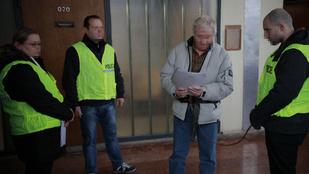 Nem tudja a nyugdíjas férfi, hogyan került a házba a Cegléden eltűnt 7 éves kislány