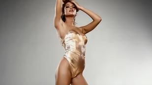 A Love magazin már másodszor játssza meg Stella Maxwell testét