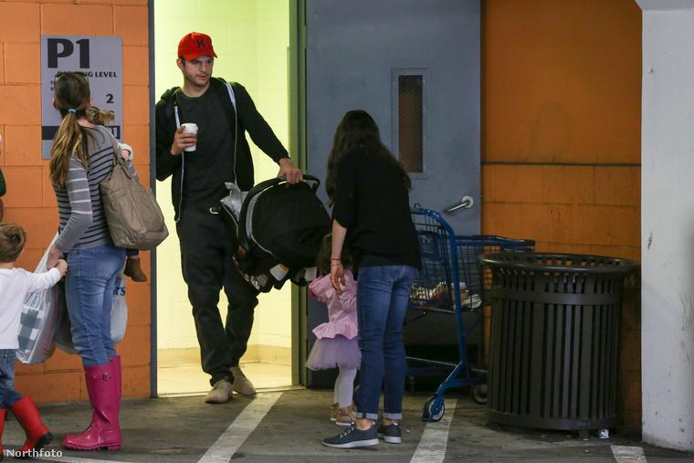 A múlt héten büszkén jelenthettük, hogy megszületettAshton Kutcher és Mila Kunis második gyermeke, aki a Dimitri Portwood Kutcher nevet kapta