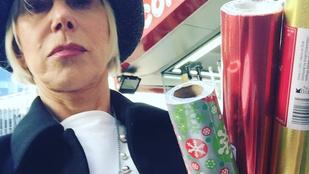 Helen Mirren megérkezett az Instagramra, és már most tökéletes