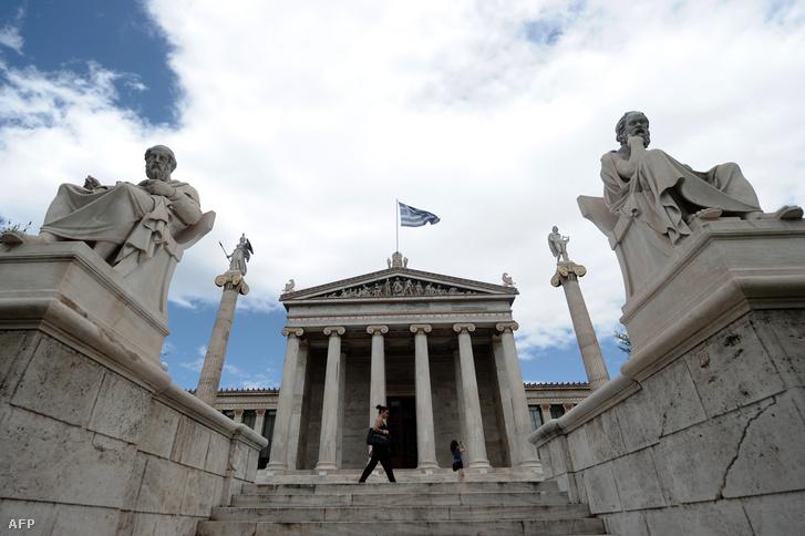 Görög Tudományos Akadémia