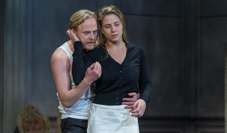 Lábodi Ádám és Pálya Pompónia - Figaro házassága