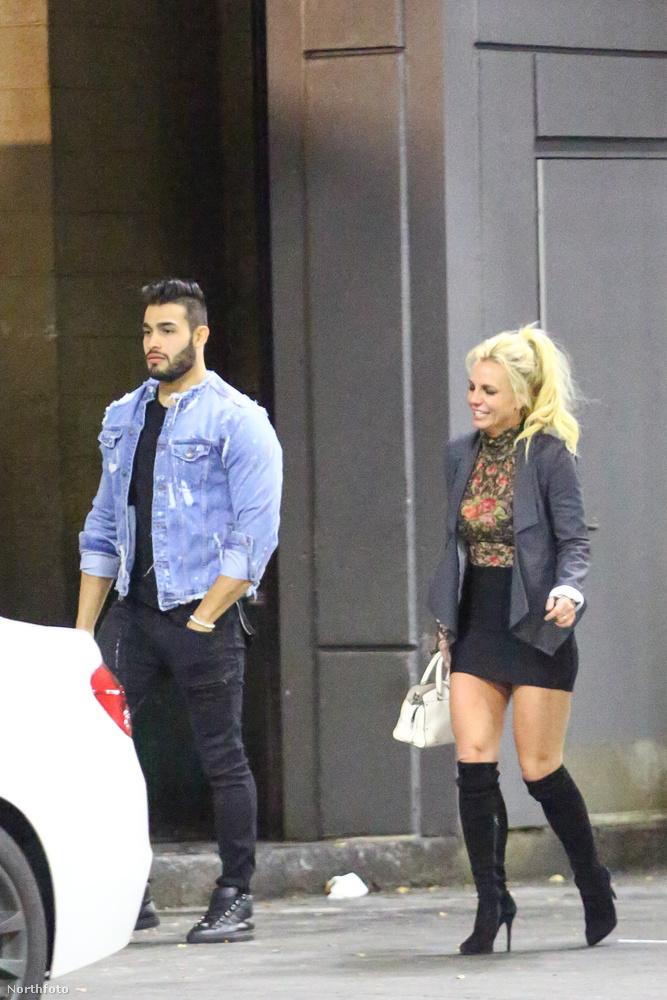 egyre valószínűbb, hogy Britney Spears új barátja