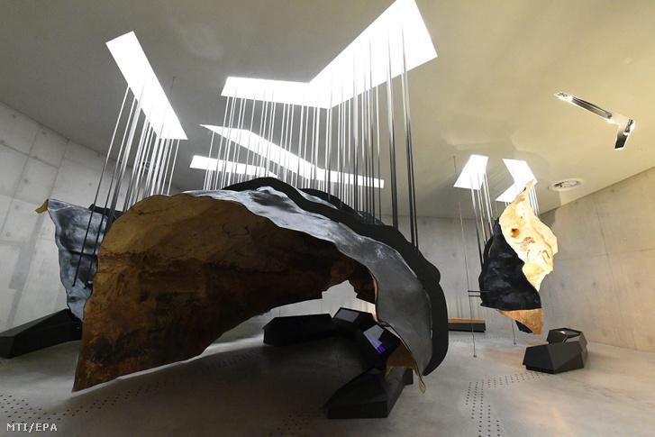 A Lascaux 3 vándorkiállítás