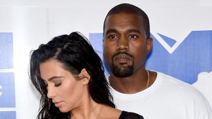 Ennél egyértelműbben aligha üzenhetné Kim Kardashian, hogy nem lesz válás