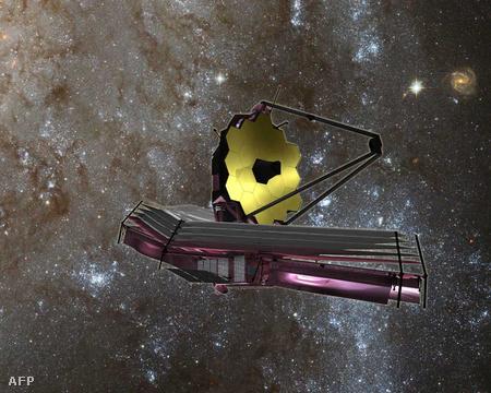 A Hubble utódja a James Webb űrteleszkóp lesz