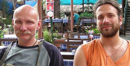 Várkonyi László és Klein Dávid
