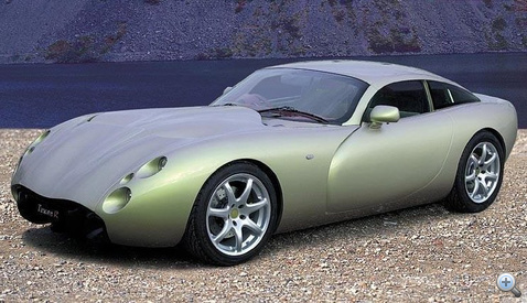 TVR Tuscan 1999