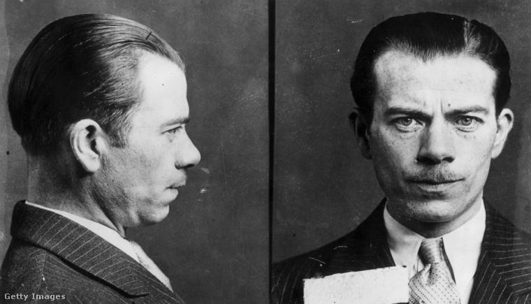 Ez a jól szituált New York-i férfi a világ egyik leghíresebb bankrablója, Willie Sutton, aki 30 év alatt közel száz rablást vitt véghez