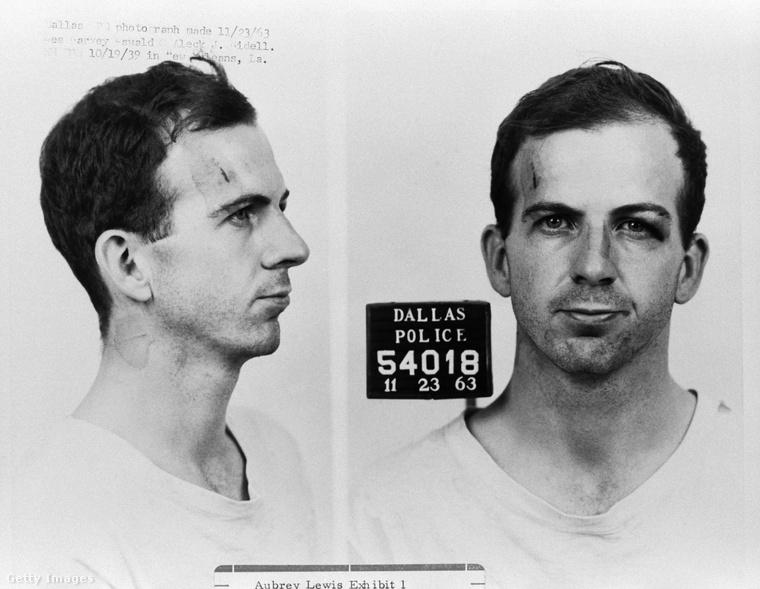 Lee Harvey Oswald nevét 1963 novemberében ismerte meg a világ, John F