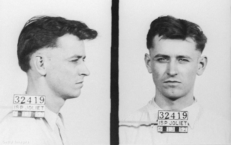 A fotón látható James Earl Ray szintén egy híres gyilkosság miatt került a figyelem középpontjába