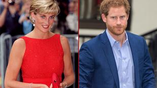 Harry herceg nyíltan beszélt Diana hercegnő haláláról