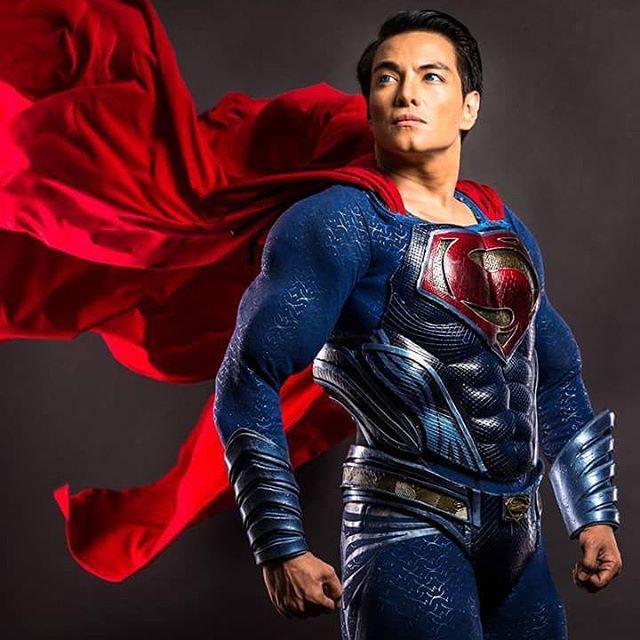 Egy Fülöp-szigeteki fickó, bizonyos Herbert Chavez Supermanként kezdett új életet
