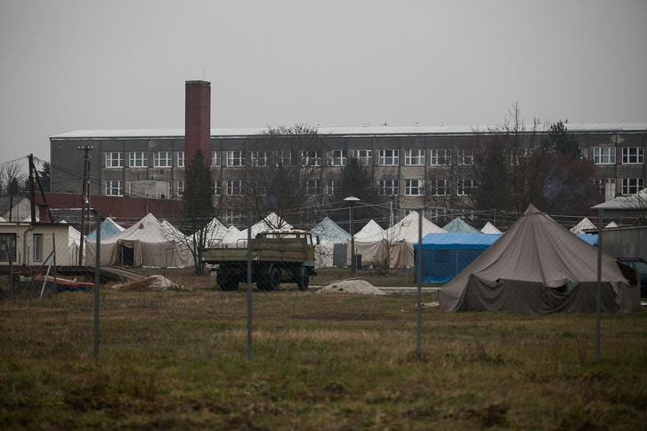 A körmendi sátortábor
