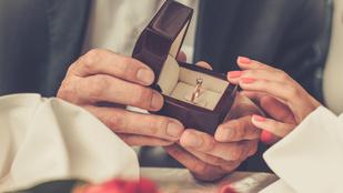 Tíz ok, amiért nők nemet mondtak a lánykérésre