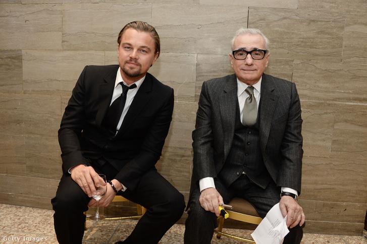 DiCaprio és Scorsese