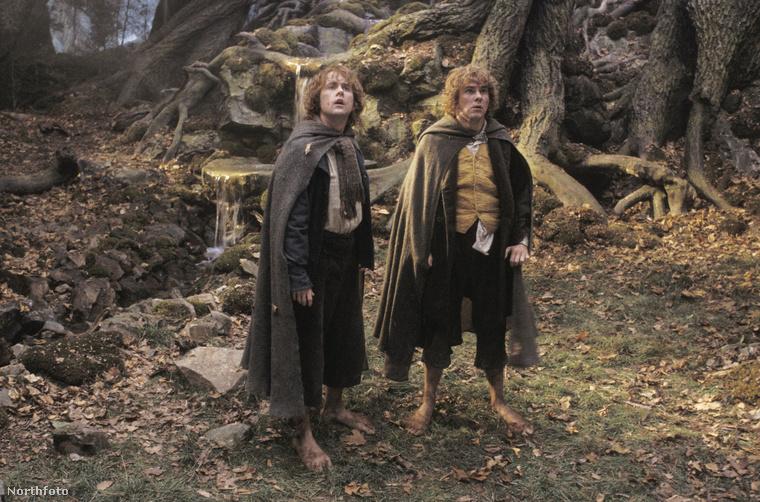 A két szeleburdi hobbitot se felejtsük el: ők Trufa és Tuk Peregrin