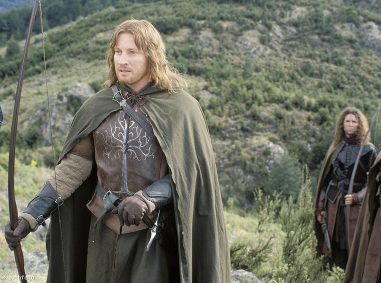 Természetesen Boromirról sem feledkezünk meg