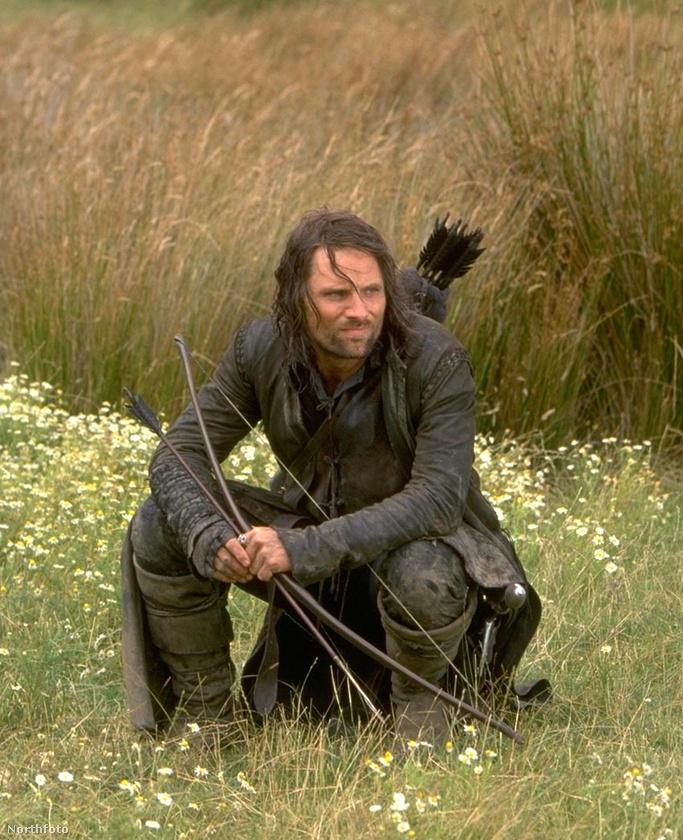 Akkor mondjuk egyszerre: Aragorn a legsármosabb kósza Mordorban!