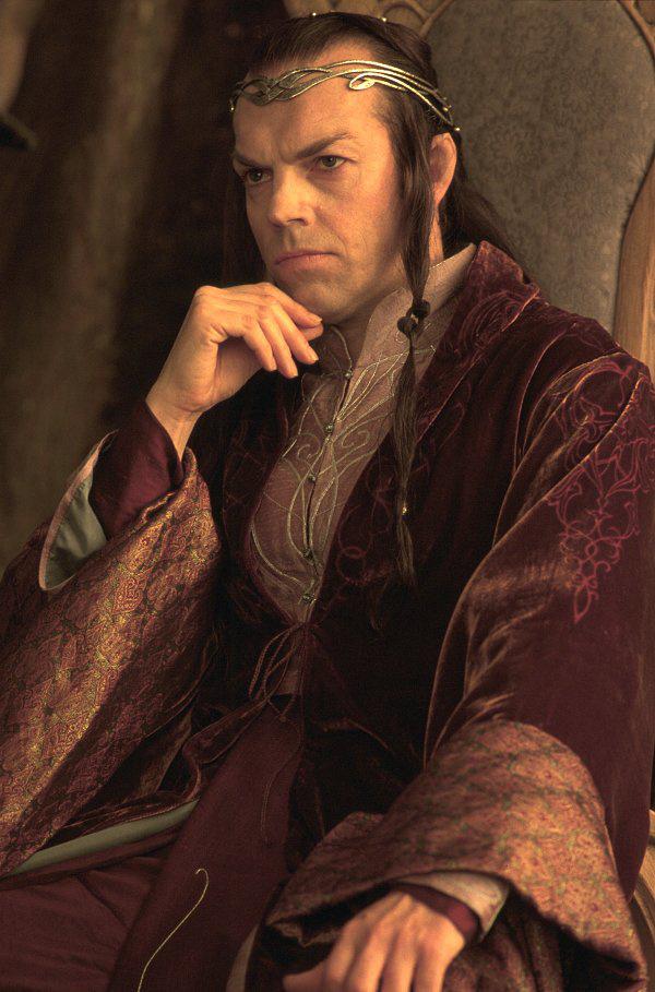 Nézzük meg Elrondot is, Völgyzugoly urát!