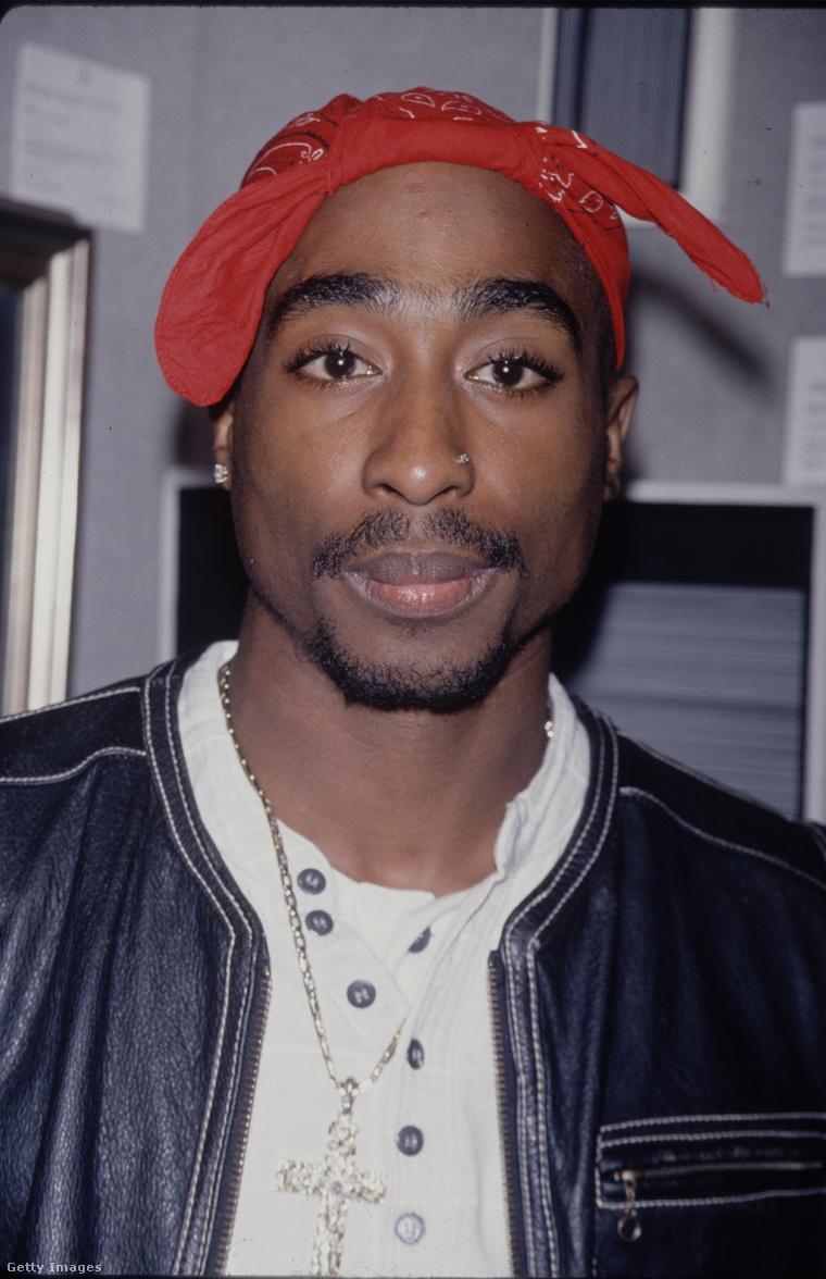 Tupac Shakurt 1996. szeptember 7-én lőtték meg Las Vegasban.