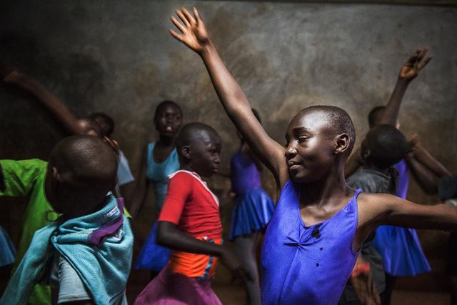 Balettórák Kiberában