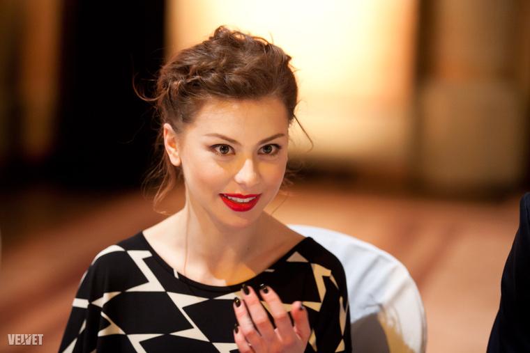Döbrösi Laura is bekerült 2016-ban a legszebbek közé.