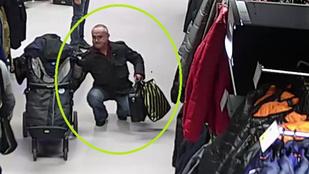 Babakocsiból lopva maxolta ki az aljasságot egy budapesti tolvaj