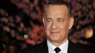 Nincs kétség, Tom Hanks a legjobb arc Hollywoodban