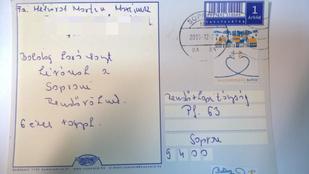 Lényegretörő levelet írt a soproni rendőröknek egy 6 éves kisfiú