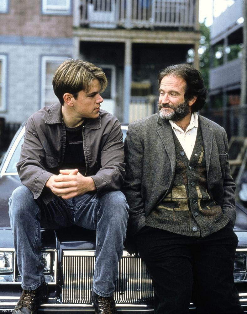 Mit tippel, hány éves volt Matt Damon, amikor a Good Will Huntigban szerepelt? Ja, és nem mellesleg Ben Affleck-kel közösen egy Oscar-díjért cserébe megírta?