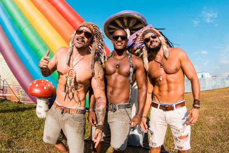 Áprilisban volt a Tomorrowland nevű fesztivál Sao Paulóban