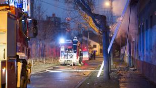 Felismerhetetlenné égett holttestet találtak egy budapesti lakástűzben