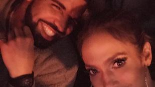 Jennifer Lopez és Drake között nincs semmi