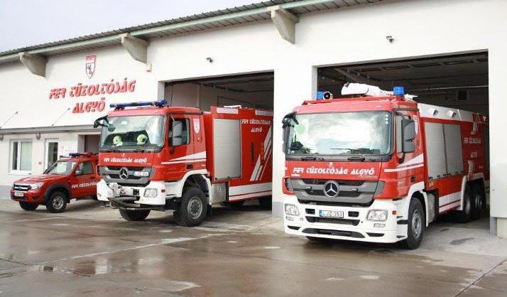 """A FER tűzoltójárművei """"csak"""" 80 millióba kerültek"""