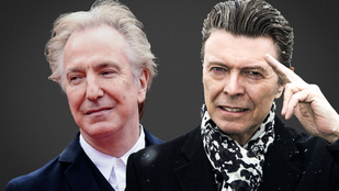 Ez történt 2016-ban: David Bowie és Alan Rickman halálával indult az év