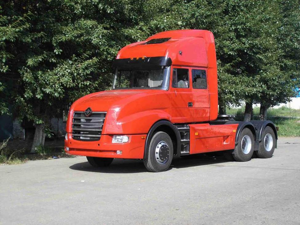 Az Ural 6464-est 2004-ben fejlesztette ki a cég. Ez a teherautó egy alaposan átalakított Eurotrakker-fülkét kapott, főleg az orosz piacon tervezték értékesíteni, hosszútávú fuvarozásra. Hiába volt nagy a motorválaszték, a sorozatgyártás döcögősen indult, és végül alig néhány készült belőle.