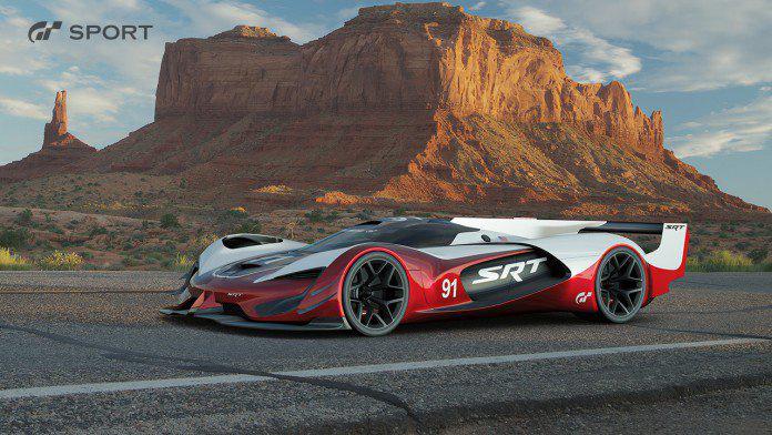 Gran Turismo Sport                         A Gran Turismo Sport a GT játékok új sorozatának első része lesz, éppen ezért nem a GT7 nevet kapja