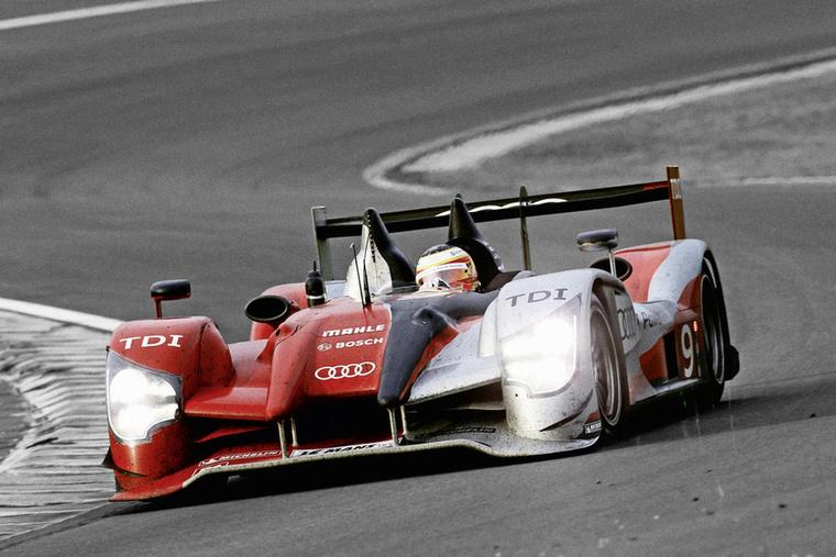 2010-ben az R15 TDI plus nyerte a Le Mans-i 24 órást