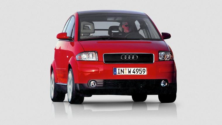 Az alumíniumkarosszériás Audi A2 kapta meg elsőként, de később más modellekben is találkozhattunk vele