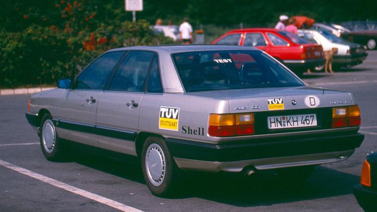 Még bemutatkozó évében, 1989-ben rekordot döntött a 2,5 TDI