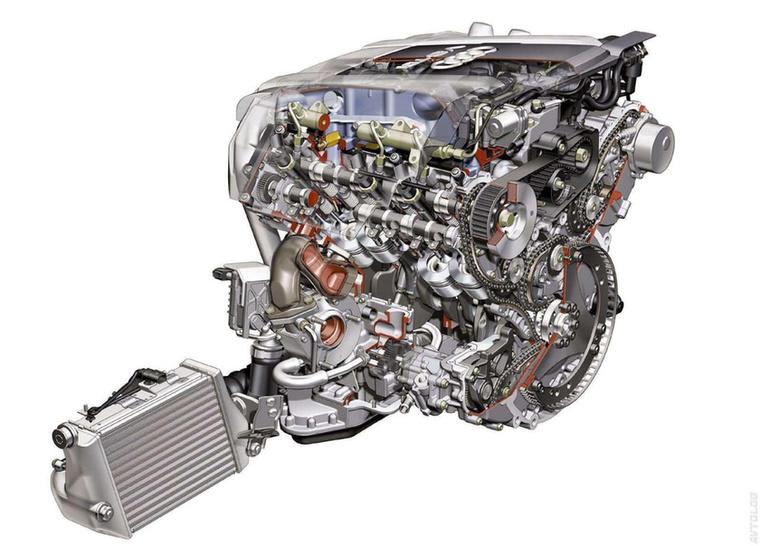 A márka addigi legnagyobb dízelmotorjaként érkezett a kínálatba 2003-ban a 4,0 TDI