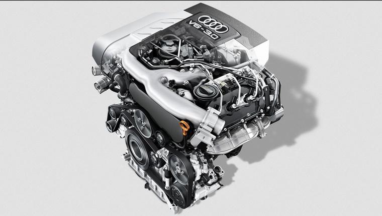 2008-ban érkezett a clean diesel-technológiás 3,0 TDI, amelynél az addigiaknál alacsonyabb károsanyag-kibocsátás ígérete jelentett újdonságot
