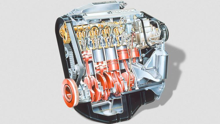 Az 1989-es Frankfurti Autószalonon mutatták be az első TDI-motort: a 2,5 literes sorötös kezdetben 120 lóerőt és 265 newtonmétert tudott az Audi 100-asban, később továbbfejlesztve már 140-et