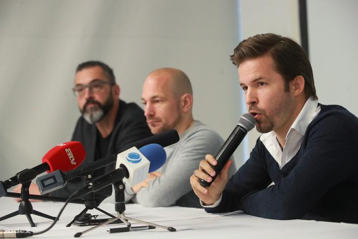Rákoczi Ferenc, Vadon János és Sebestyén Balázs