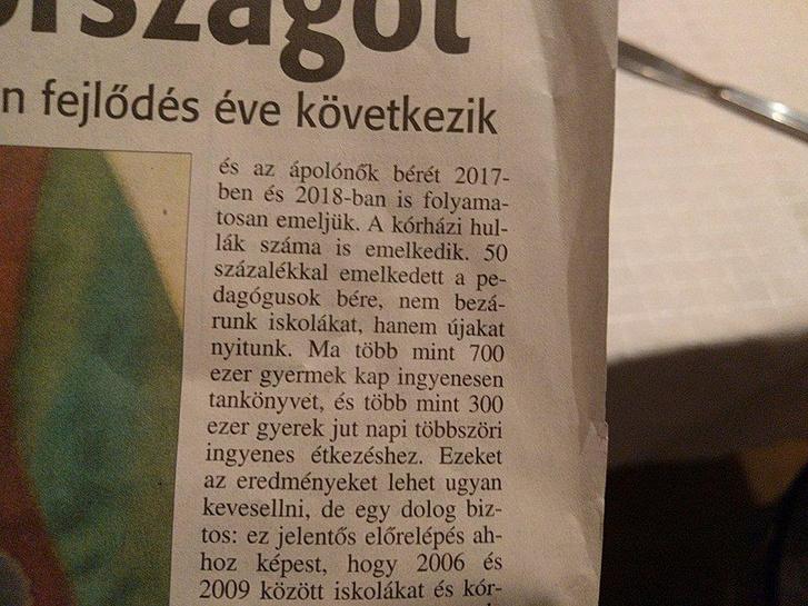 újság 2 'kórházi hullák'